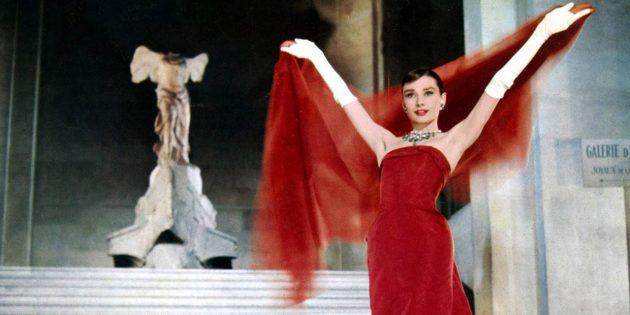 Фильмы про моду: «Забавная мордашка»