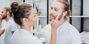 Чем различается мужская и женская косметика и можно ли заимствовать флаконы с чужих полок