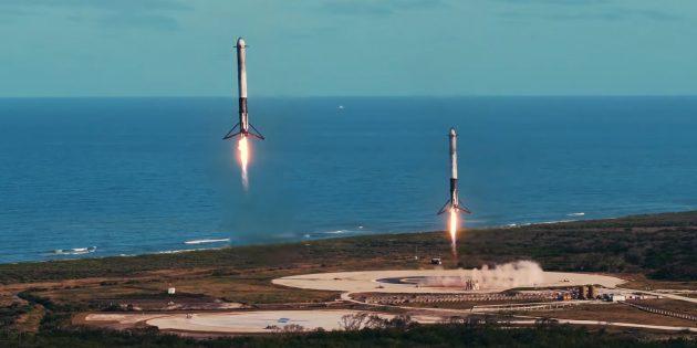 Правда о космосе: сажать ступени SpaceX с помощью парашютов не дешевле