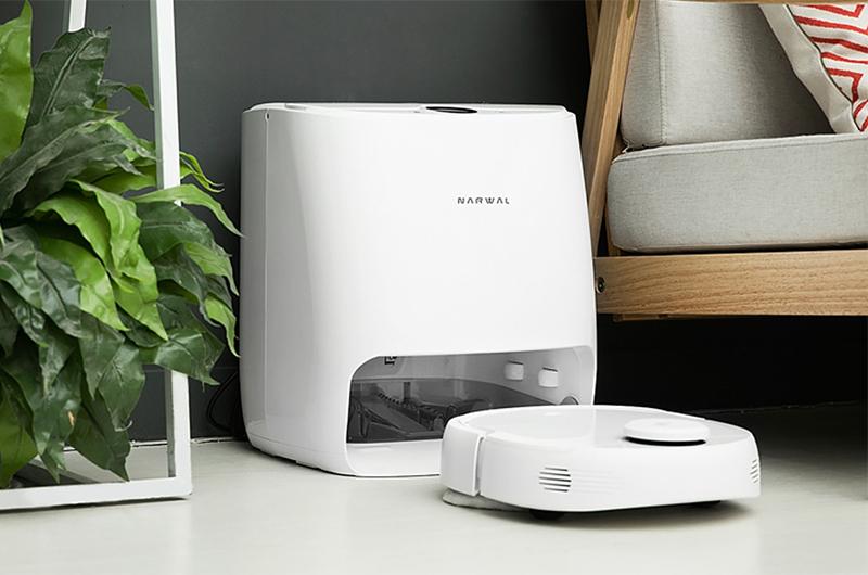 Лучшие изобретения 2020: Narwal T10