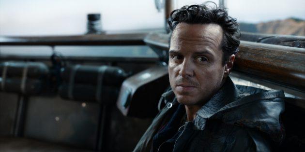 Эндрю Скотт во 2-м сезоне сериала «Тёмные начала»