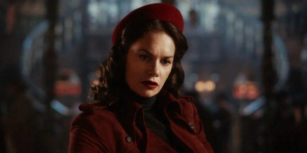 Рут Уилсон во 2-м сезоне сериала «Тёмные начала»