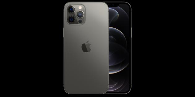 Какой смартфон купить в 2021году: iPhone 12Pro