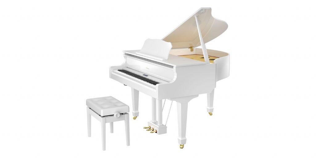 Цифровой рояль Roland GP609-PW