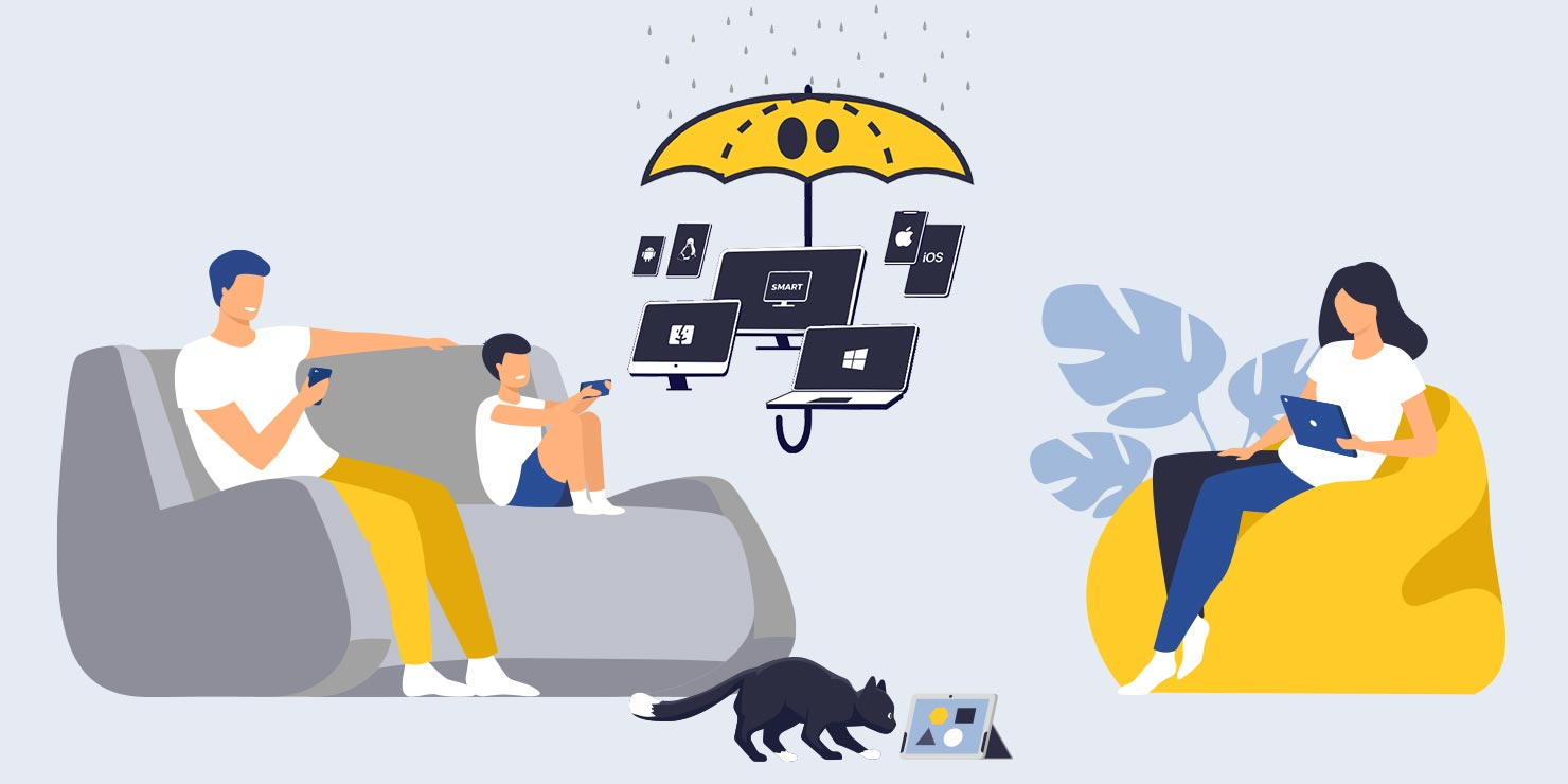 CyberGhost VPN не станет собирать ваши личные данные