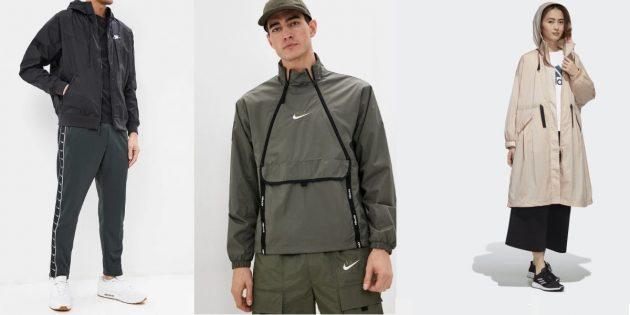 Элементы стиля горпкор: непромокаемые куртки