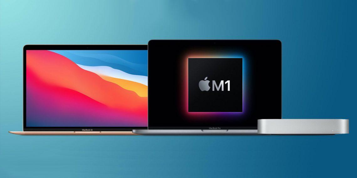 Первые тесты MacBook Air с Silicon M1