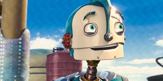 Мультфильмы про роботов: «Роботы»