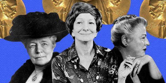 5 лауреаток Нобелевской премии по литературе, книги которых интересно почитать