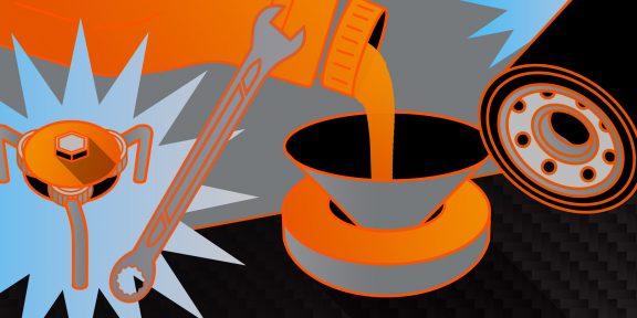Как заменить масло в двигателе: простая и подробная инструкция для автолюбителей