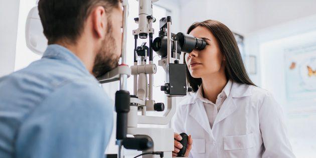 Какие анализы сдавать и каких врачей посещать ежегодно: офтальмолог