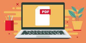 11 лайфхаков, которые сделают работу с PDF максимально удобной