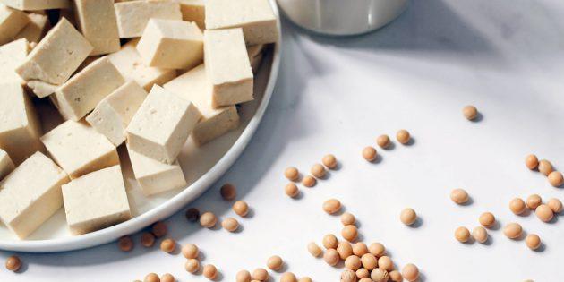 В каких продуктах содержится магний: тофу