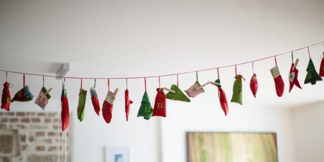 Как организовать Новый год для ребёнка: заведите адвент-календарь