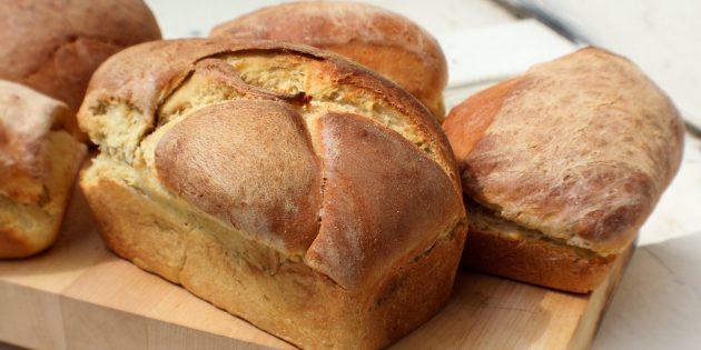 Как хранить хлеб и булочки