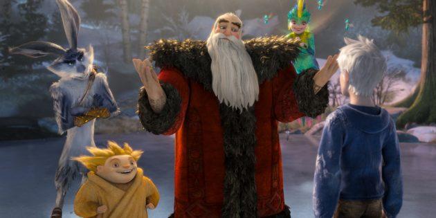 Рождественские фильмы: «Хранители снов»