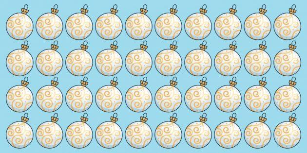 Попробуйте найти отличие на картинке: чтобы рассмотреть шары поближе, нажмите на изображение
