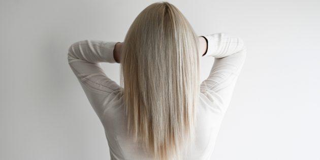 Модные цвета волос — 2021: золото с серебром