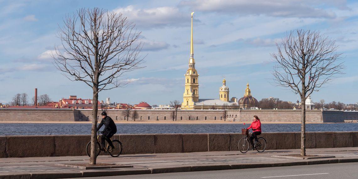 В Петербурге вводятся новые ограничительные меры