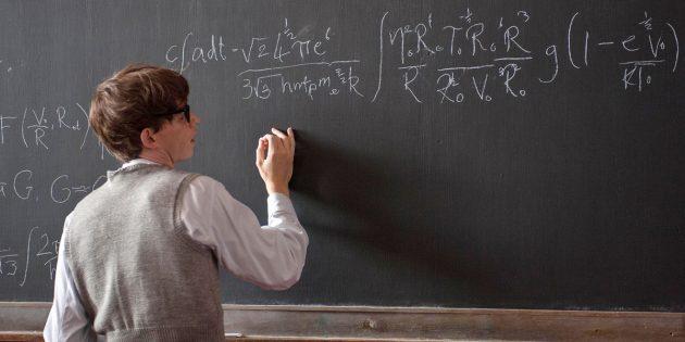 фильмы про гениев: «Вселенная Стивена Хокинга»