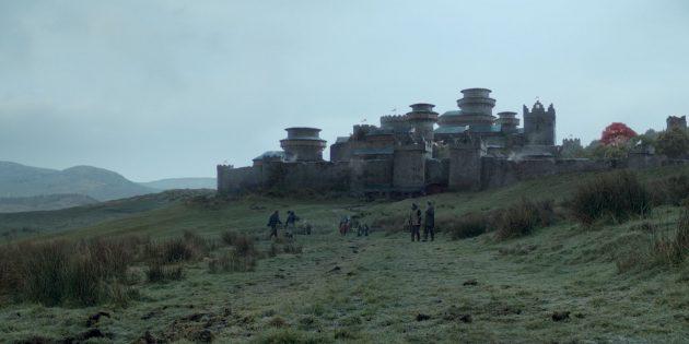 Ошибки «Игры престолов»: реальные замки были практически неприступны