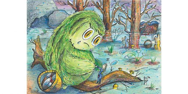 Как обсуждать детские сказки: постепенно усложняйте темы