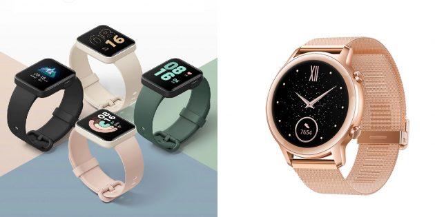 Подарки дочке на Новый год: Смарт-часы