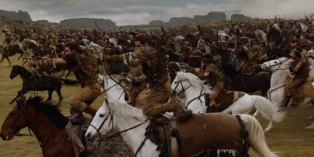 Ошибки «Игры престолов»: дотракийцы не были сильным войском