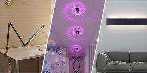 10 товаров для организации домашнего освещения
