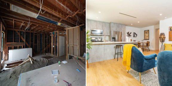 До и после: 15 примеров впечатляющего преображения домов и участков