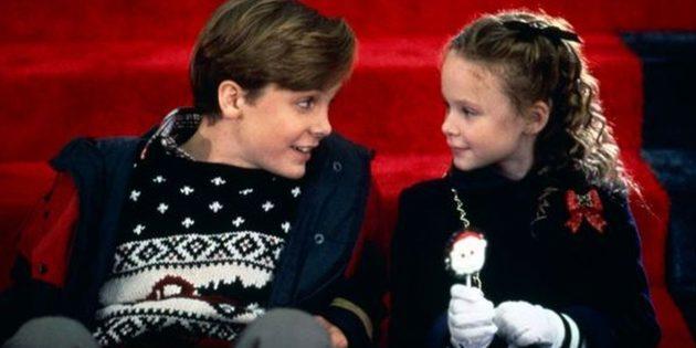 Фильмы про Санта Клауса: «Всё, что я хочу на Рождество»