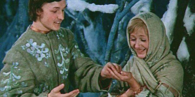 Советские новогодние фильмы: «Двенадцать месяцев»