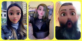 В Snapchat набирает популярность новый фильтр, превращающий людей в персонажей Disney