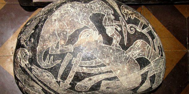 Древние люди и динозавры не жили бок о бок
