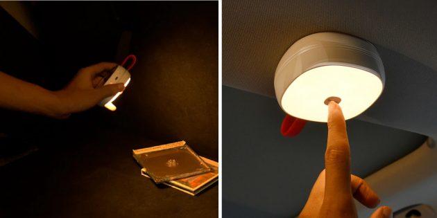 Универсальный беспроводной светильник Baseus
