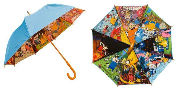 Выгодные покупки: зонт от Goodzont