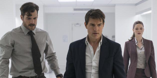 Лучшие фильмы 2021года: «Миссия невыполнима: Последствия»