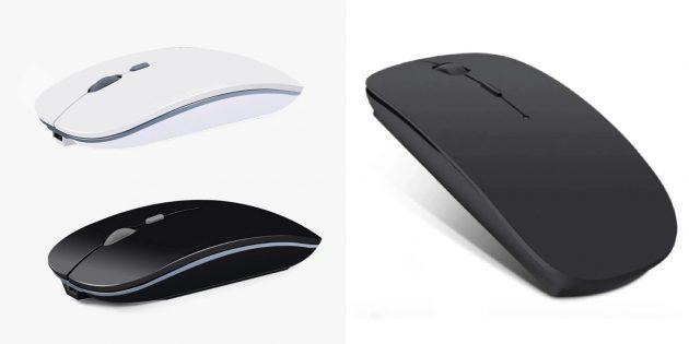 Полезные аксессуары для ноутбуков и десктопов: беспроводная мышь