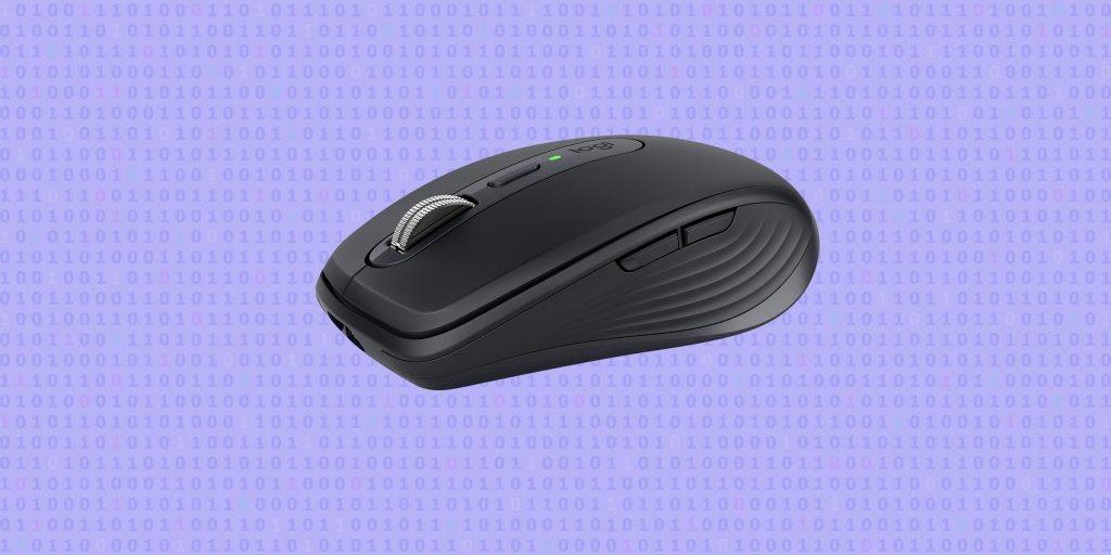 Мышь для работы где угодно