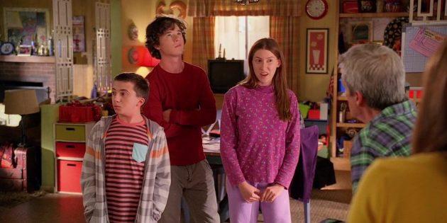 Сериалы про семью: «Бывает и хуже»