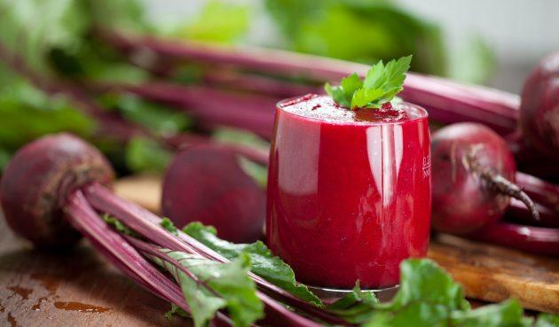 Овощной сок с цитрусами