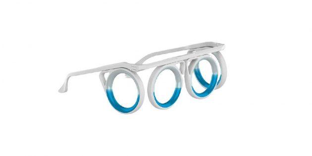 Странные вещи: очки от укачивания