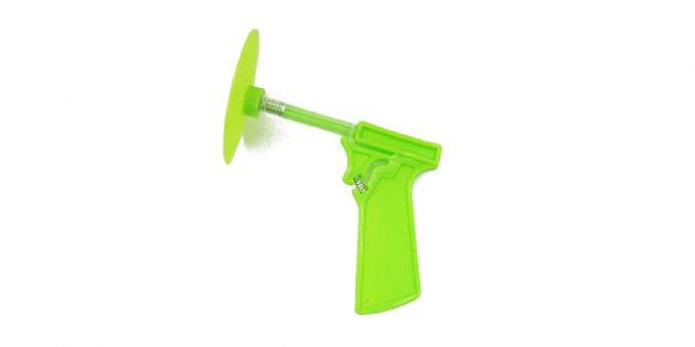 Странные вещи: пистолет-мухобойка
