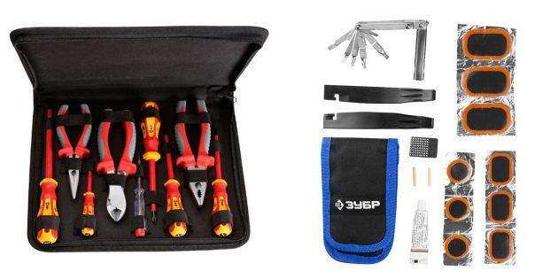 Что подарить сыну на Новый год: набор инструментов