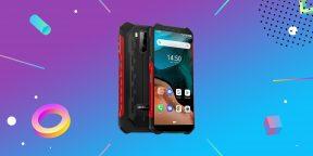Надо брать: бюджетный защищённый смартфон Ulefone Armor X5