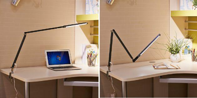 Как организовать освещение дома: настольная лампа с пультом управления