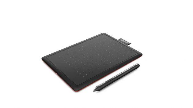 Графические планшеты: WACOM One Small (CTL-472-N)