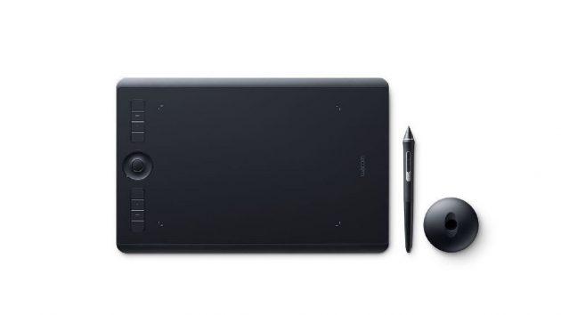 Графические планшеты: WACOM Intuos Pro PTH-660-R