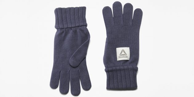 Перчатки Actron Knitted