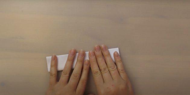 Как сделать Деда Мороза своими руками: снова сложите бумагу